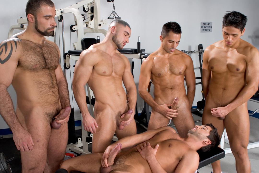 мужское порно спортсменов