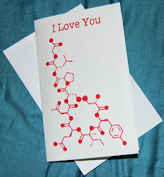 Chemical Greeting Cards