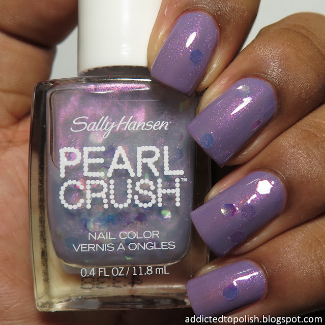 sally hansen shell and tell pearl crush