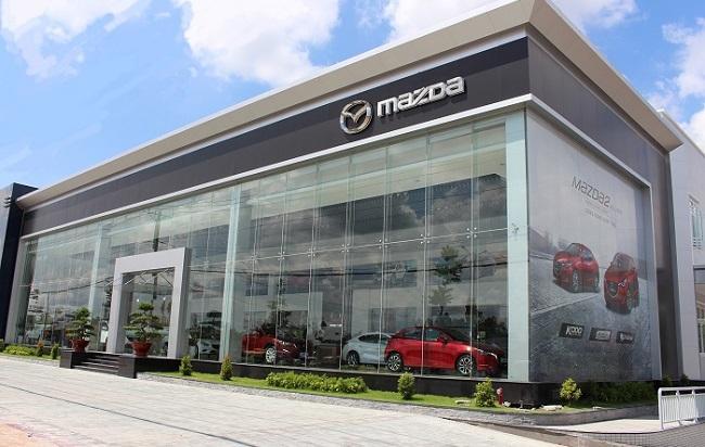 Showroom Mazda