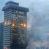 Anding Juga Sempat Rakam Ibu Pejabat Polis Di Raja Malaysia (PDRM) Bukit Aman Terbakar
