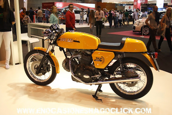 moto bultaco salon del automovil de madrid