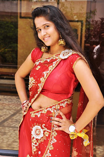 Actress Jayanthi Saree Stills 020
