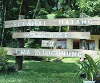 Welcome Situ Gunung