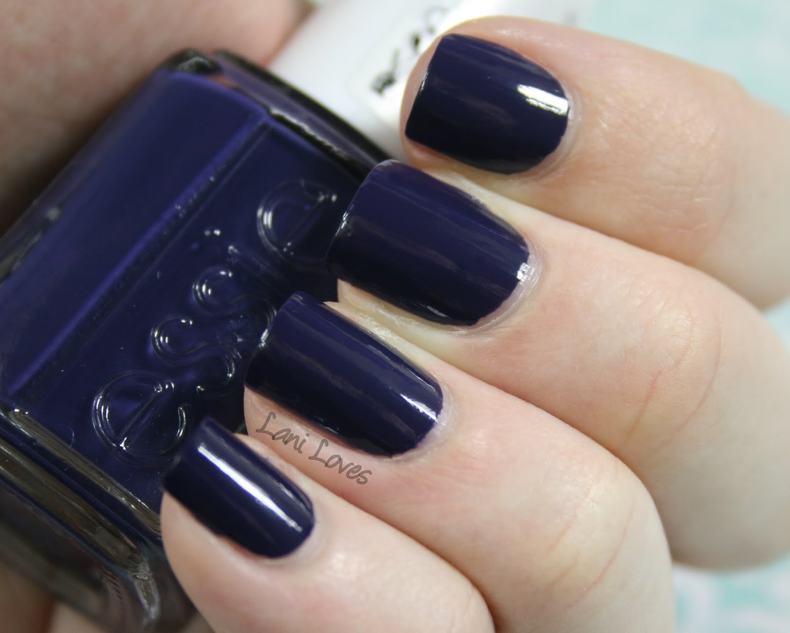 Essie No More Film Swatches & Review