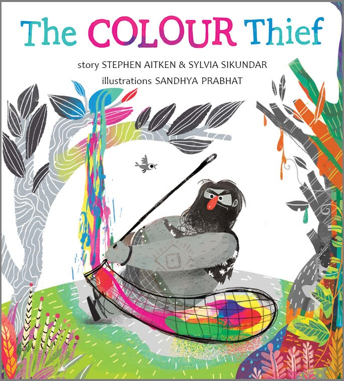 NEWEST! THE COLOUR THIEF