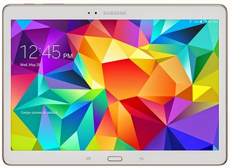 Samsung Galaxy Tab S 10.5 Tablet Android Rp 6 Jutaan