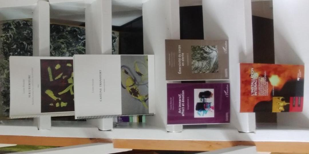 Expérience esthétique / Louise Boisclair, Ph.D., chercheure-critique d'art ET éditrice textimages