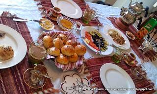Kahvaltı - Turkish Breakfast
