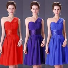 Nice colors Short Red Prom dress
