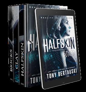 Halfskin (A Technothriller)