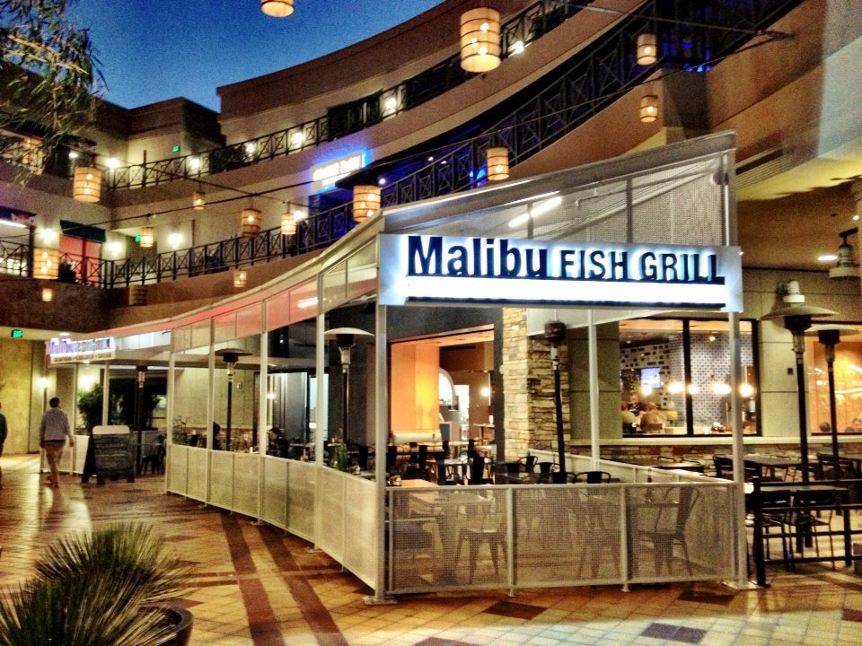 the happy hour tour malibu fish grill
