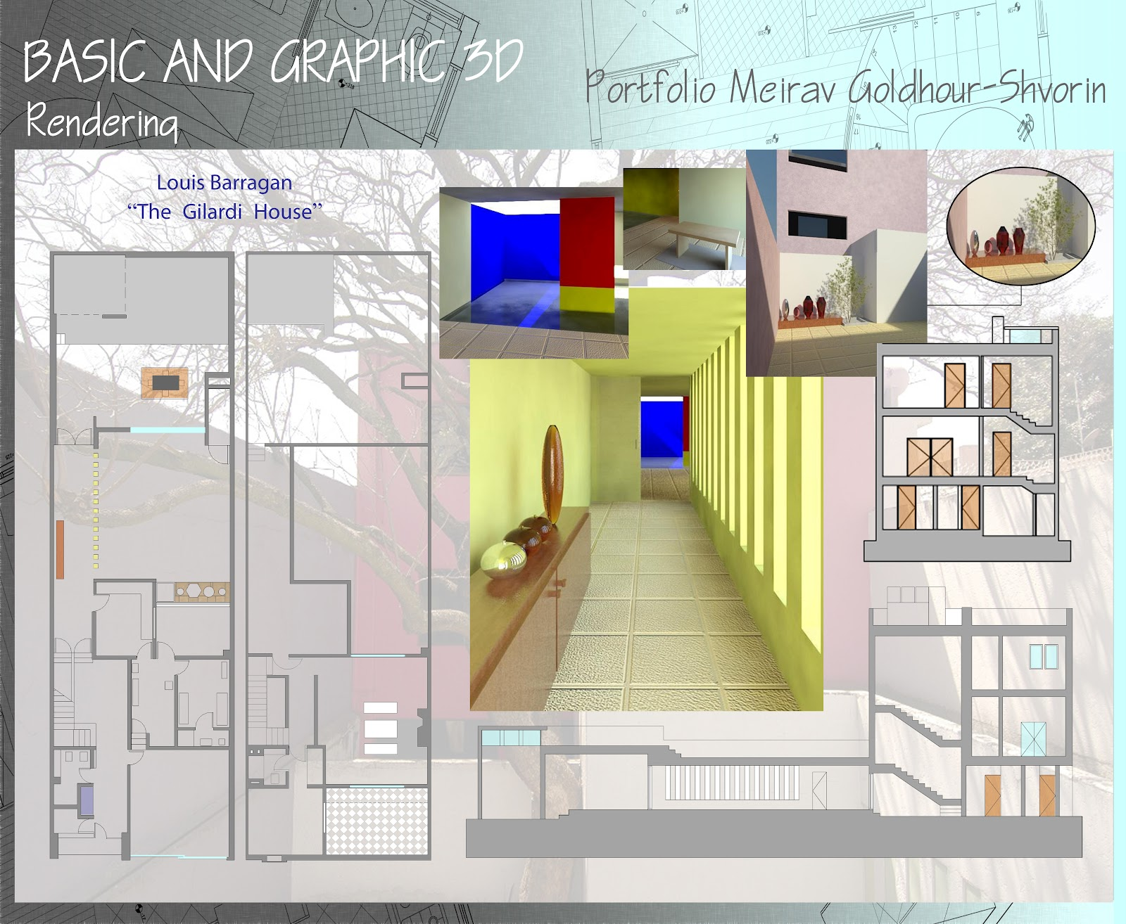 Interior Design 3d Modeling Revit Architecture Software