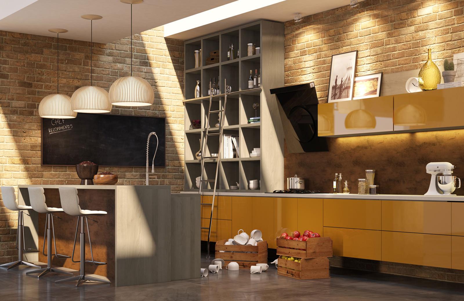 Cozinhas planejadas: Cozinhas planejadas Todeschini