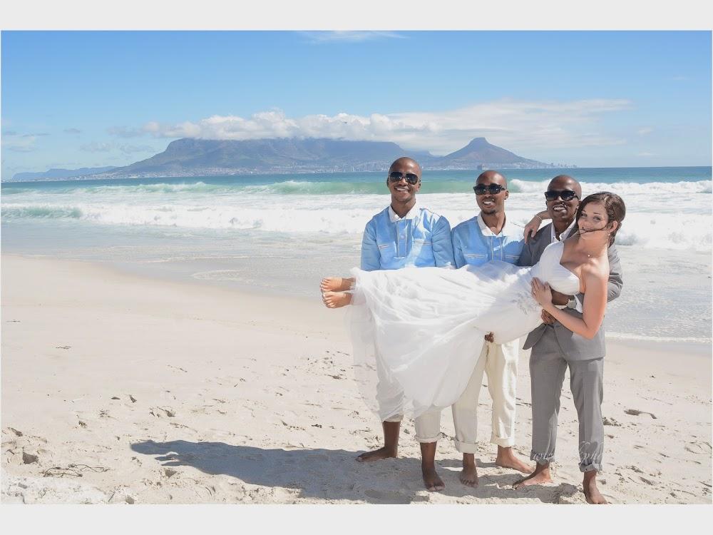 DK Photography LASTBLOG-051 Stefanie & Kut's Wedding on Dolphin Beach, Blouberg  Cape Town Wedding photographer
