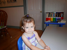 My Granddaughter, Pre-School, 1st Year, 2013