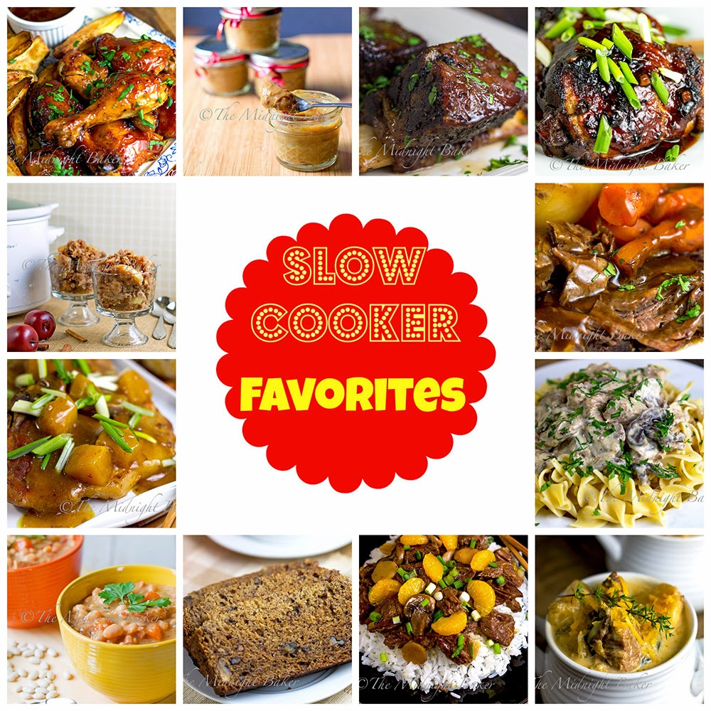 Slow Cooker Favorites #SlowCookerRecipes #CrockPotRecipes