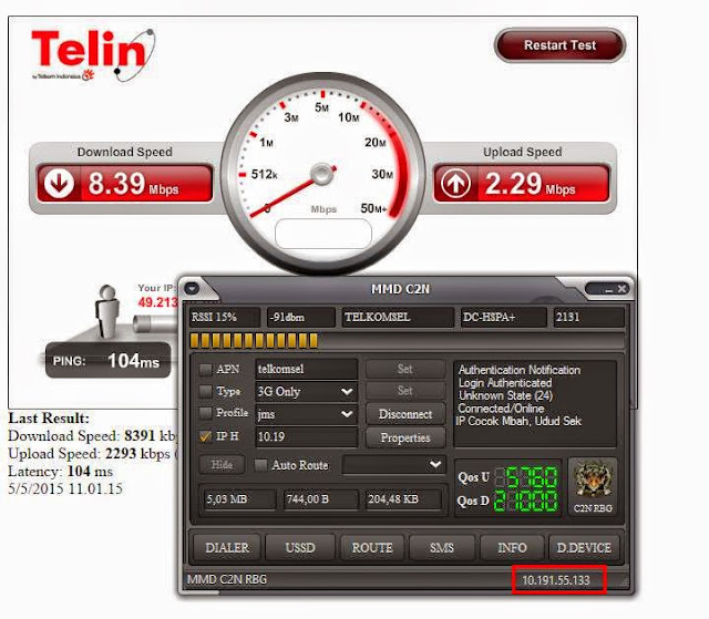 Inject Telkomsel FNS MINI X4 Pendukung Shell Secure FullSpeed Mode | Update Mei 2015