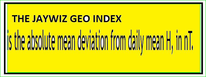 DERIVATION OF GEO