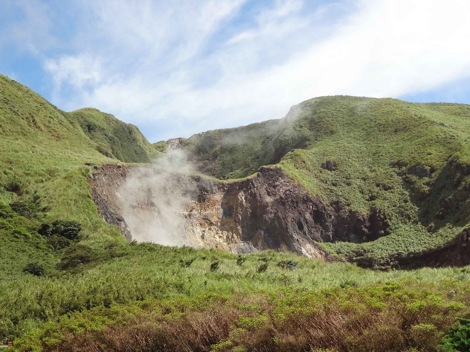 Yangmingshan National Park Geographically Yours: ...