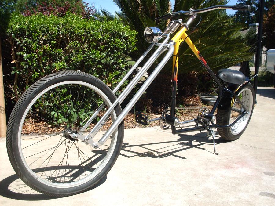 AtomicZombie Bikes, Trikes, Recumbents, Choppers, Ebikes, Velos and more. DIY recumbents ...