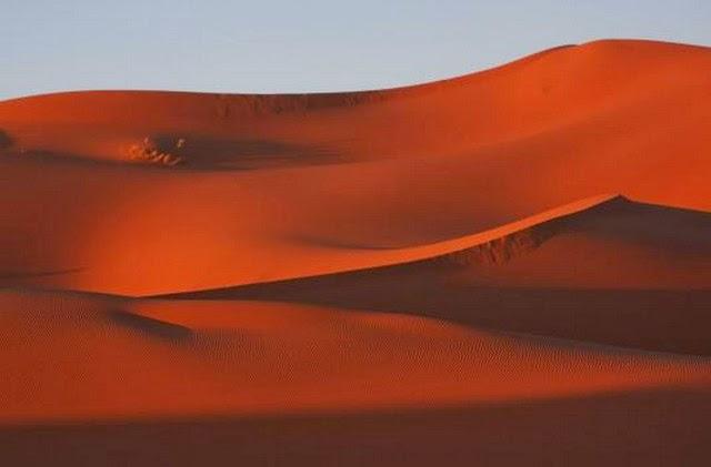 57. Sahara Desert (Africa)