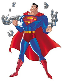 Printable superman picture