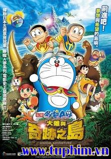 Đôrêmon Nobita Và Hòn Đảo Kỳ Tích