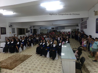 Colação de Grau do Magistério em Ilicínea