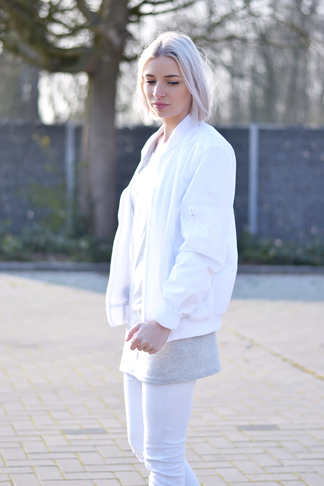 Fashion blogger, mode blogger, belgie, white outfit, sensation white, street style