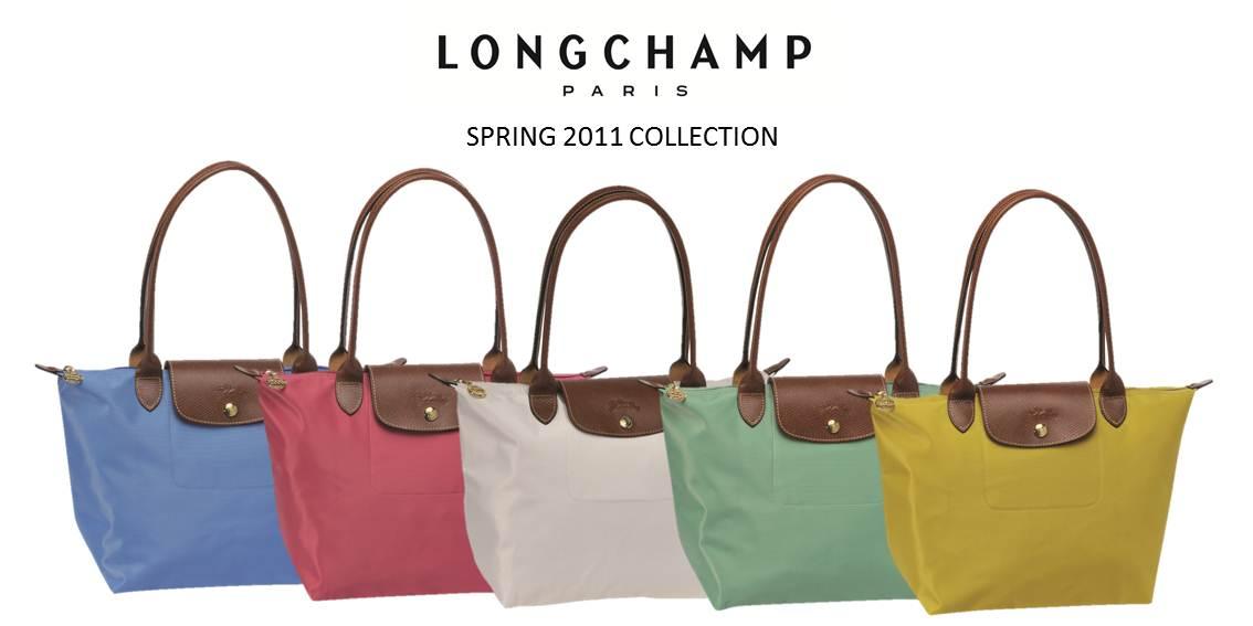 Longchamp Taschen Farben