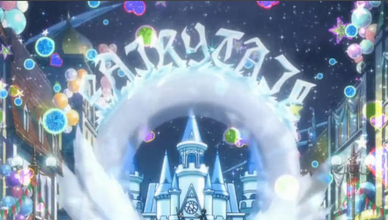 Fantasia fairy tail mundo dos anima loukos - Fantasia fairy tail ...