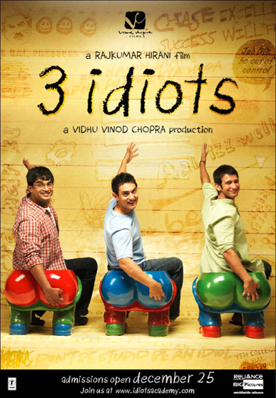 Three Idiots - Ba Chang Ngoc