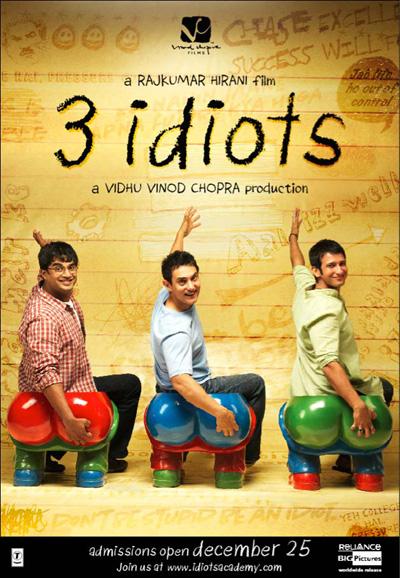 [FS] [Vietsub] 3 idiot phim Ấn độ hay DVDRip 3_idiots_poster
