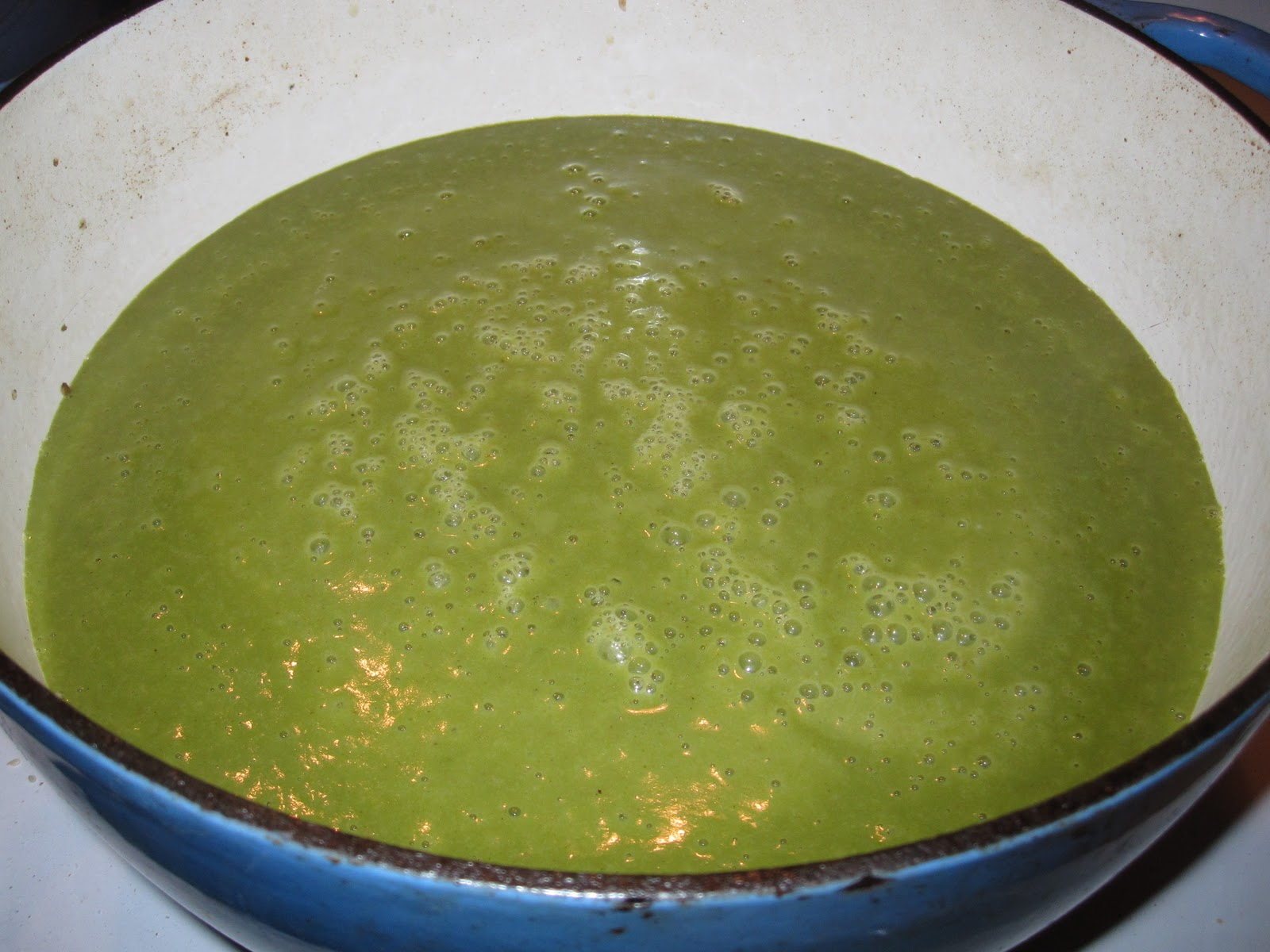 Frugal healthy simple potato and greens soup csa and a for American wholefoods cuisine
