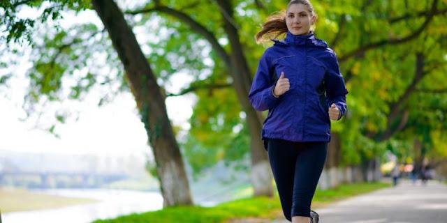 Yang Hobi Jogging Wajib Tahu - Bahayanya jika Lari Pakai Jaket