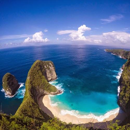 Karang Dawa Nusa Penida Bali Indonesia