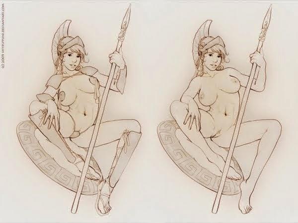 athena greek mythology porn pictures | Setuber