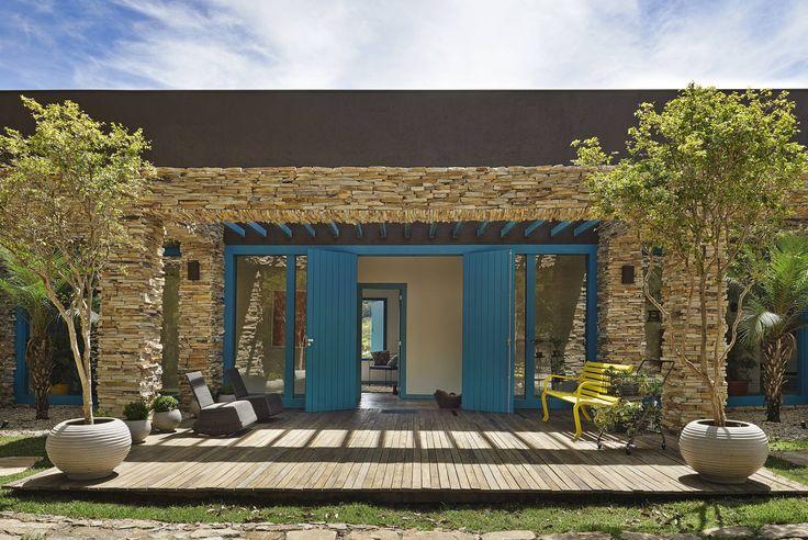 Casa de s tio maravilhosa jeito de casa blog de - Casas de campo restauradas ...