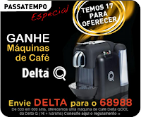 Passatempo promofever ganhar máquina café delta