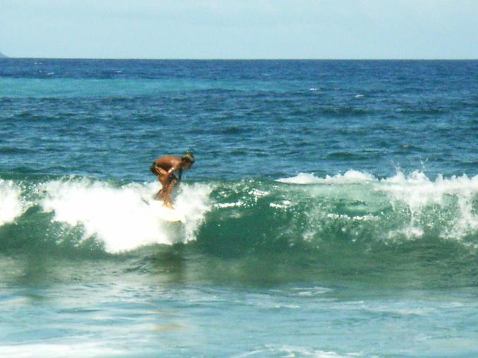 Does Anyone Surf Bribie Island