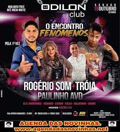 ODILON CLUB - O ENCONTRO DOS FENÔMENOS.