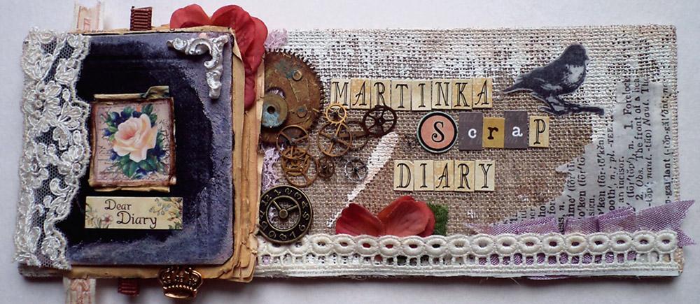 Мартінка. Скраповий щоденник