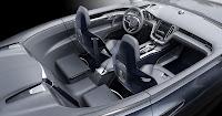 Volvo Concept Coupé - The next generation P1800 (interior)