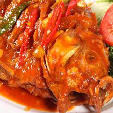 resep ikan gurame saus padang resep cara membuat masakan