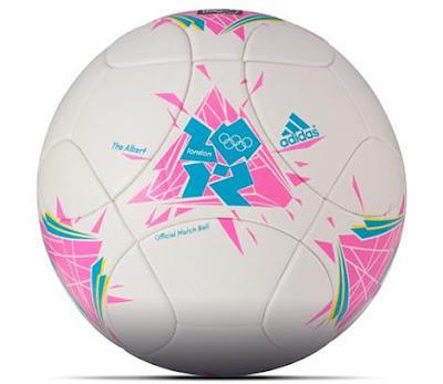 Adida London 2012 Oluympic foot ball