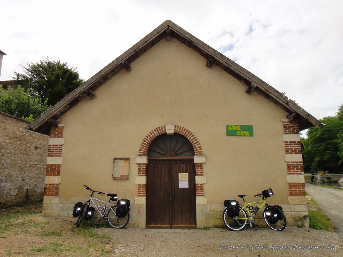 voyage à vélo bourgogne
