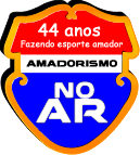 AMADORISMO NO AR - ESPORTE