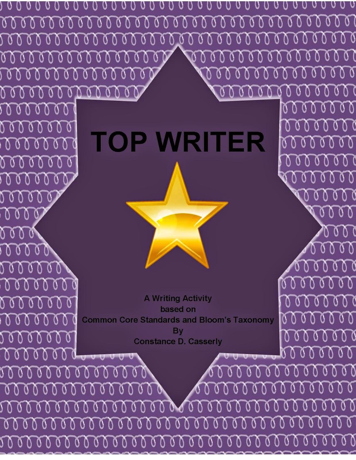 Writing: Top Writer