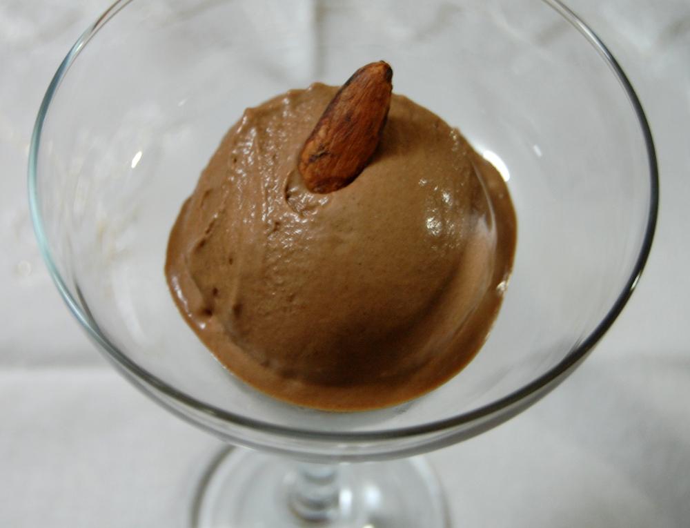 Chocolate Cinnamon Ice Cream